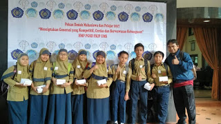 Lomba Student Smart Competition PGSD UMS